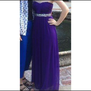 Strapless Prom/Formal Dress